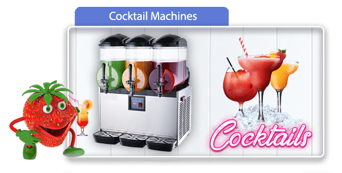 Cocktail Machines Hire
