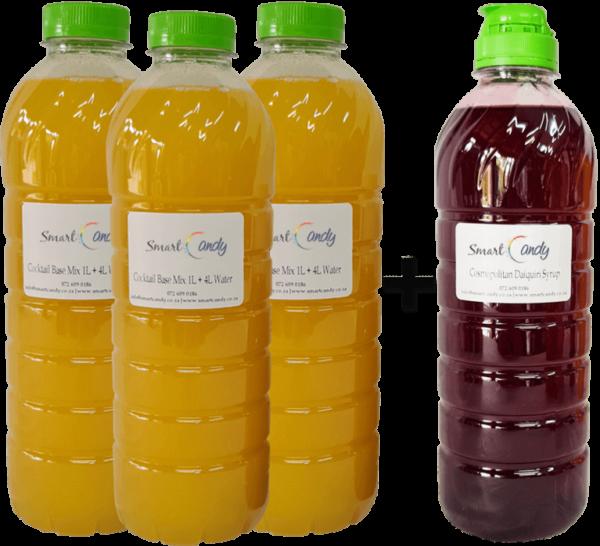 1L COSMOPOLITAN Daiquiri Mix For Sale in South Africa | #1 BEST Supplier