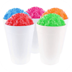 Snow Cone Syrup Mixes
