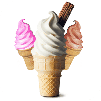 Soft Serve Ice Cream Mix