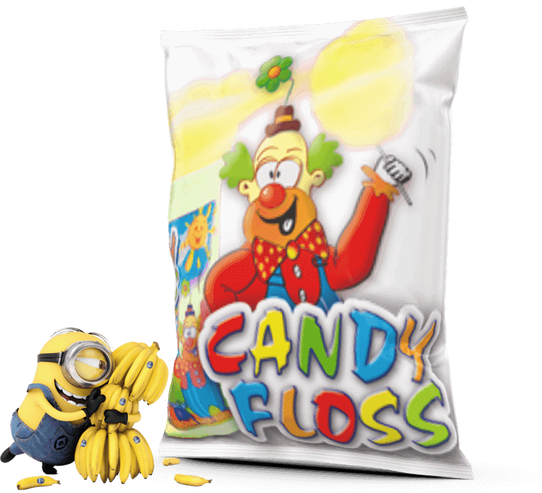 BEST #1 Candy Floss Sugar Banana for Sale South Africa