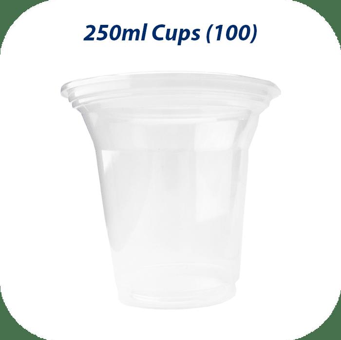250ml Slush Cups for Sale