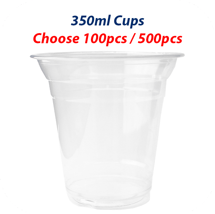 350ml Plastic Cups for sale