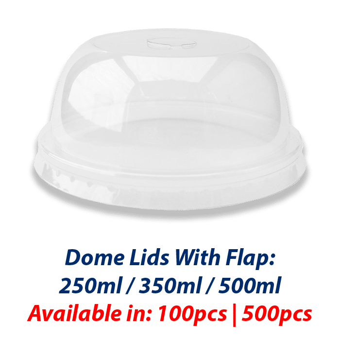 Plastic Dome Lid for Slush Cups for Sale South Africa #1 BEST