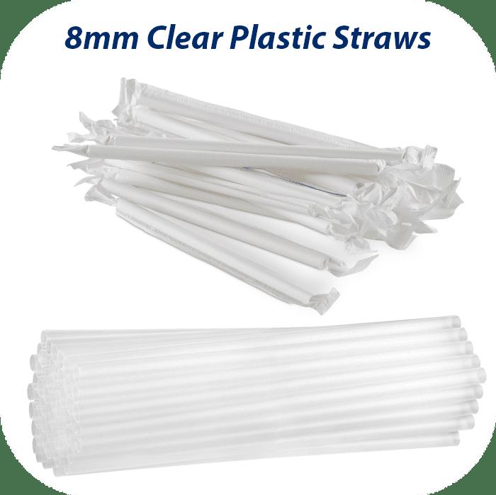 Plastic Slush Straws For Sale