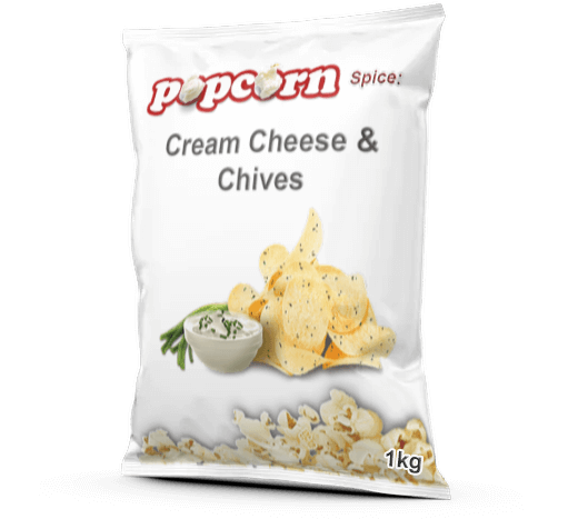 Popcorn Spice Cream Cheese & Chives Spice For Sale