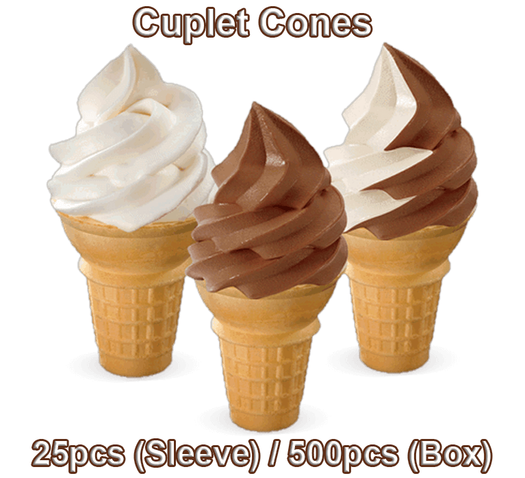 Soft Serve Cone For Sale Cuplet