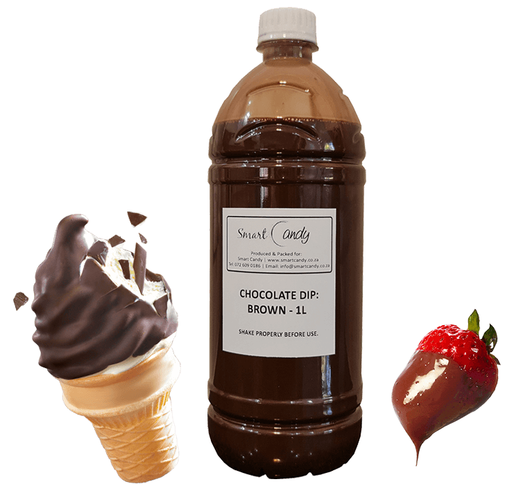 Chocolate Dip 1L | Chocolate Fountain Chocolate For Sale | #1 BEST Supplier South Africa