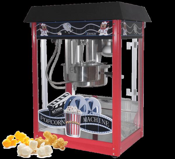 ChromeCater Popcorn Machine For Sale ChromeCater #1 BEST Popcorn!