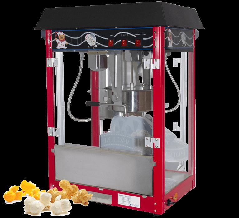 Popcorn Machine For Sale ChromeCater #1 BEST Popcorn!