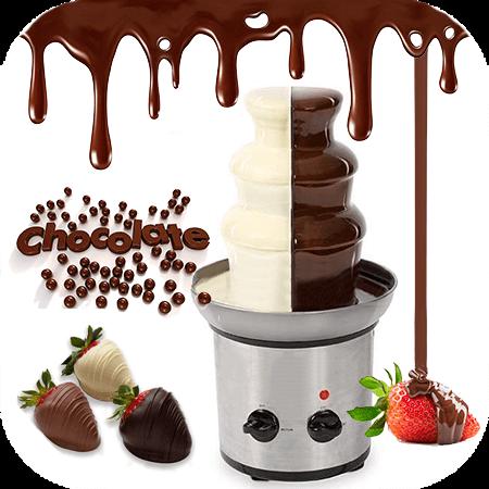 Chocolate Fountain Chocolate