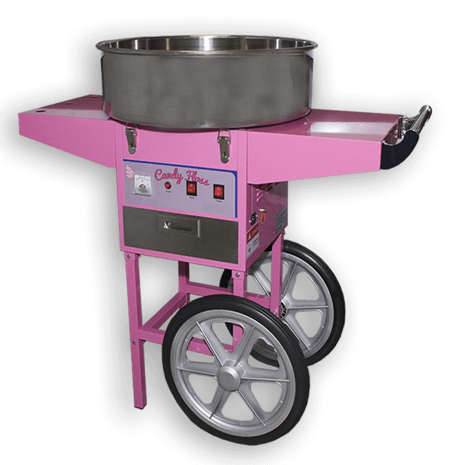 Candy Floss Machines For Sale | #1 BEST Cotton Candy Makers