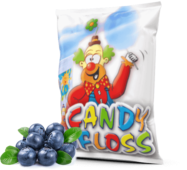 BEST #1 Candy Floss Sugar Blueberry for Sale South Africa